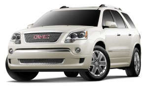 2011 GMC Acadia Denali in Columbia SC